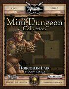 Mini-Dungeon #002: Hobgoblin Lair (Fantasy Grounds)