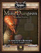 Mini-Dungeon #004: Summoner's Remorse (Fantasy Grounds)