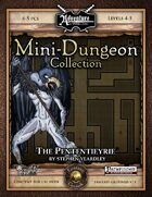 Mini-Dungeon #007: The Pententieyrie (Fantasy Grounds)