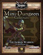 Mini-Dungeon #019: The Goblin Warren (Fantasy Grounds)