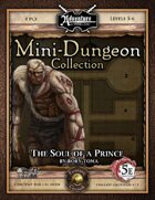 5E Mini-Dungeon #014: The Soul of a Prince (Fantasy Grounds)