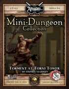 5E Mini-Dungeon #015: Torment at Torni Tower (Fantasy Grounds)