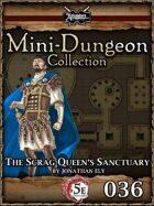 5E Mini-Dungeon #036: The Dragon Queen's Sanctuary
