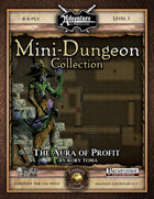 Mini-Dungeon #023: The Aura of Profit (Fantasy Grounds)