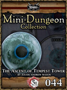 5E Mini-Dungeon #044: The Ascent of Tempest Tower