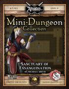 5E Mini-Dungeon #026: Sanctuary of Exsanguination (Fantasy Grounds)