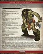 Monster of the Month #1: Basajaun (PF)