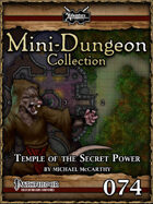 Mini-Dungeon #074: Temple of the Secret Power