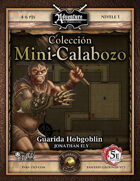 5E Mini-Calabozo #002: Guarida Hobgoblin (Fantasy Grounds)