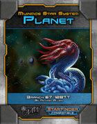 Star System Set: Muinmos -- 67-128TT (Planet)