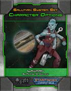 Star System Set: Salutian -- Lawman & New Spells (Character Options)