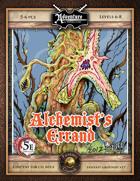 (5E) A07: Alchemist's Errand (Fantasy Grounds)