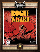 (5E) A09: Rogue Wizard (Fantasy Grounds)
