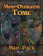 Mini-Dungeon Tome: Map Pack