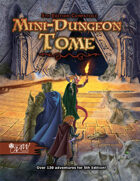 Mini-Dungeon Tome (5th Edition)