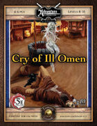 (5E) B06: Cry of Ill Omen (Fantasy Grounds)