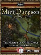 5E Halloween Mini-Dungeon: The Horror of Ochre Grove