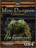 Mini-Dungeon #084: The Rainbow Lich