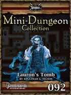 Mini-Dungeon #092: Lauron's Tomb