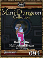 Mini-Dungeon #094: Hall of the Hellbound Heart