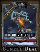 Into the Wintery Gale Hardcover Bundle [BUNDLE]