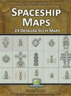 23 Spaceship Maps Print Edition