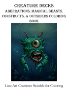 Other Monsters Coloring Book
