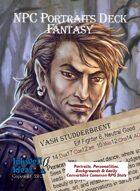 NPC Portraits Deck: Fantasy