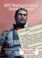 NPC Portraits Deck: Science Fiction