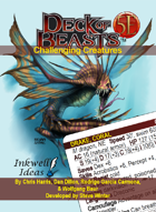 Deck of Beasts: Challenging Creatures