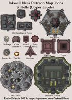 City/Village 9 Hells Upper Levels Map Icons (Any Editor)