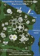 City/Village Elf Map Icons (Any Editor)