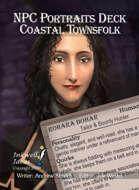 NPC Portraits Deck: Coastal Townsfolk