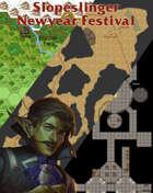 Slopeslinger Newyear Festival