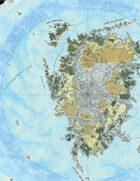 Map of Hyperborea