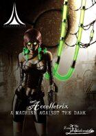 Enter The Shadowside - Accelletrix