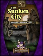 Sunken City Omnibus (DCC RPG)