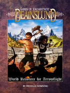 Lands of Enchantment: Deainslund