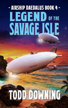 Airship Daedalus: Legend of the Savage Isle