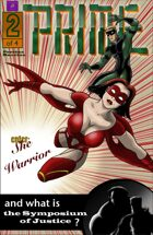 Prime - Issue 2 '...love conquers all...'
