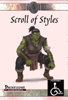 Scroll of Styles