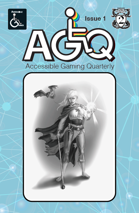 Accessible Gaming Quarterly Annual Subscription