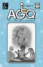 Accessible Gaming Quarterly Issue 2, October2020
