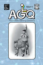 Accessible Gaming Quarterly Issue 4, April 2021