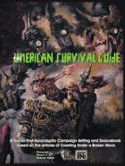 Umerican Survival Guide, Chase cover (DCC)