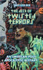 The Deck of Twisted Terrors (DCC)