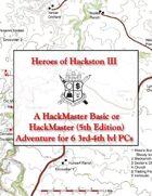 Heroes of Hackston III