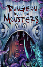Dungeon Full of Monsters (First Edition)