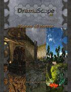 Places of Horror Vol 1