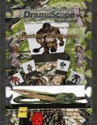 Fantasy Creatures Paper Miniatures